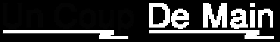 Uncoupdemain.fr Logo
